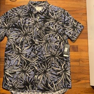 Quiksilver NWT button down